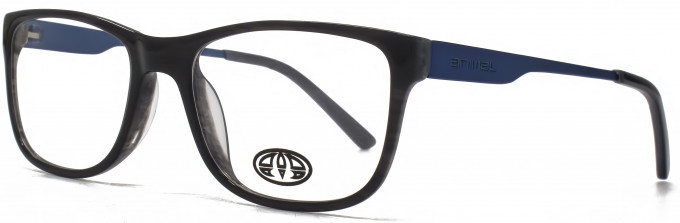 Animal JONES glasses in Black/Grey Marble