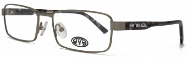 Animal BLAKE glasses in Matt Light Gunmetal