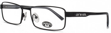 Animal BLAKE glasses in Matt Light Gunmetal
