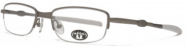 Animal HARINGTON glasses in Light Matt Gunmetal