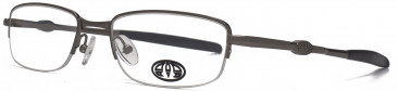 Animal HARINGTON glasses in Dark Matt Gunmetal