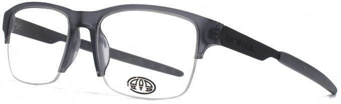 Animal CARPENTER glasses in Crystal Brown