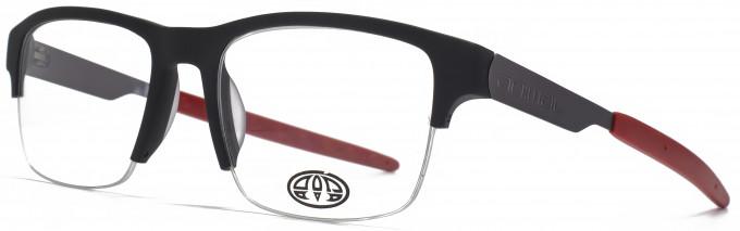 Animal CARPENTER glasses in Matt Black
