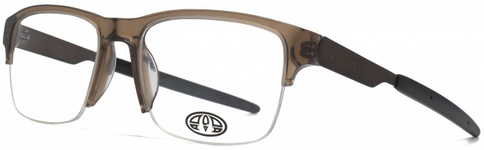 Animal CARPENTER glasses in Crystal Grey