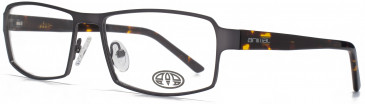 Animal KEATS glasses in Matt Grey/Tortoiseshell