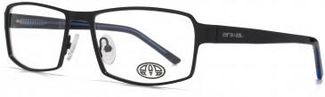 Animal KEATS glasses in Matt Grey/Tortoiseshell