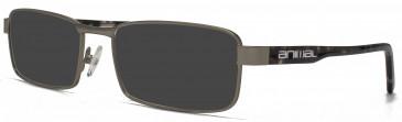 Animal BLAKE sunglasses in Matt Light Gunmetal
