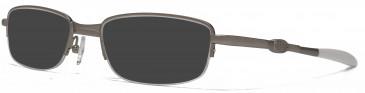 Animal HARINGTON sunglasses in Light Matt Gunmetal