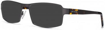 Animal KEATS sunglasses in Matt Grey/Tortoiseshell