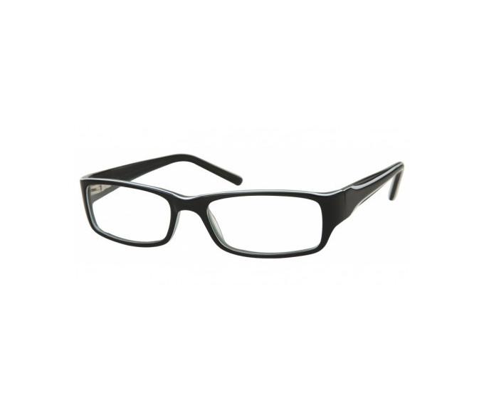 SFE Plastic Prescription Glasses Black