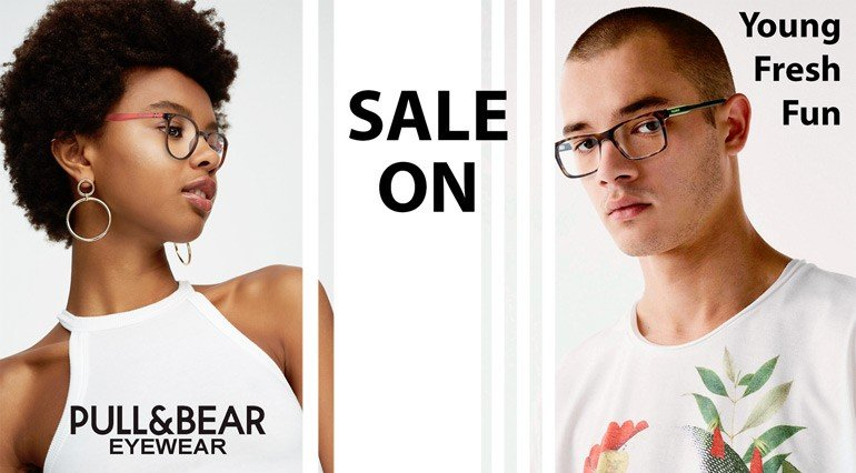 Pull & Bear Introductory Sale