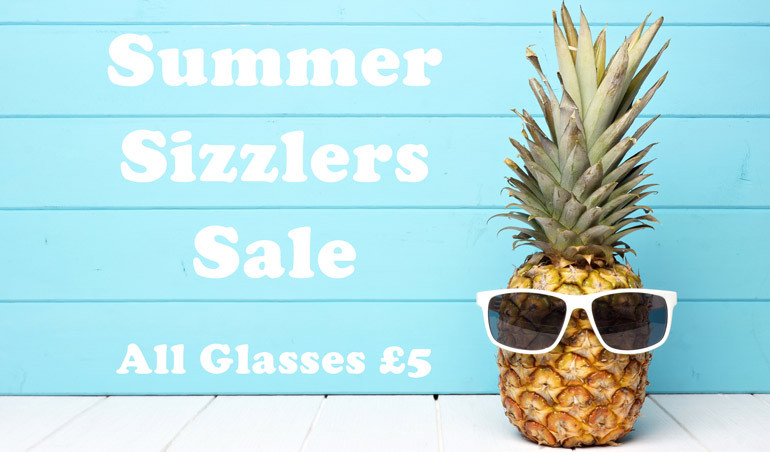 Summer Sizzlers Sale