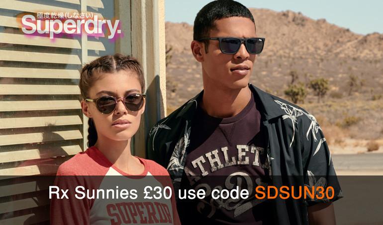 Superdry Sunglasses £30